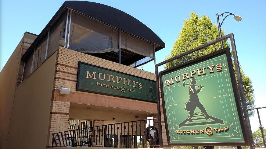 Murphy's Kitchen & Tap (Formerly Presto Grill)