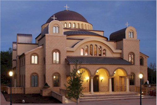 St. Nektarios Greek Orthodox Church