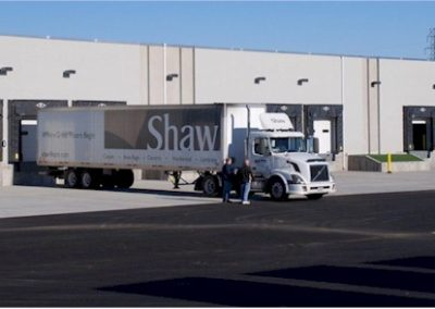Shaw Industries Regional Distribution Center