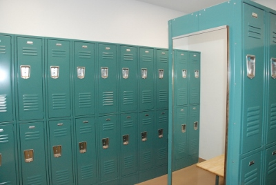 Orange Bakery Toilet and Locker Room Renovation