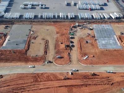 Construction Progress Update